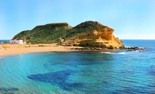 spanje andalusië costa de almeria roquetas de mar
